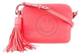 Anya Hindmarch Smiley Crossbody Bag w/ Tags