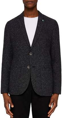 Ted Baker Castle Summer Bouclé Regular Fit Sport Coat