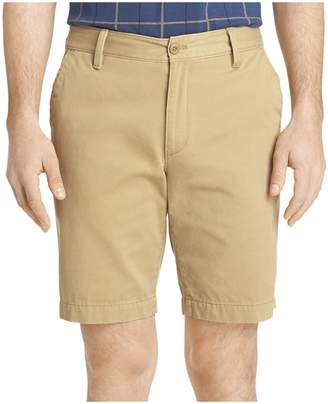 Arrow Men's Flat-Front Vintage Chino Short
