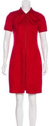 T Tahari Textured Madeline Dress