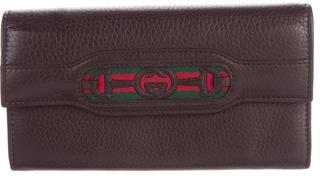 GucciGucci Soho Interlocking Continental Wallet w/ Tags