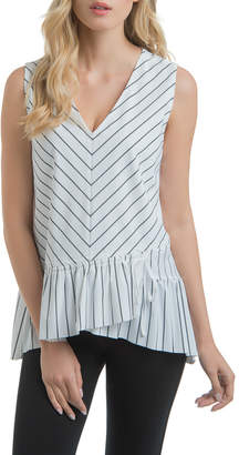 Lysse Sloane Striped Tie Bottom Top