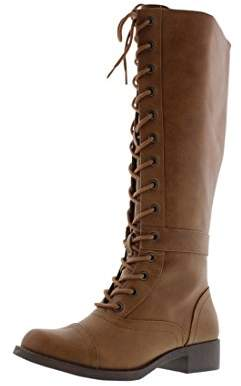Rocket Dog Women's Calypso Stag Riding Boot