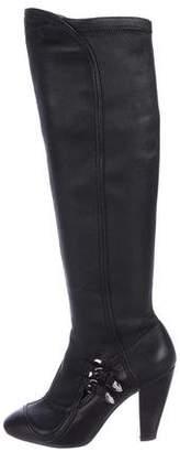 Camilla Skovgaard Leather Knee-High Boots