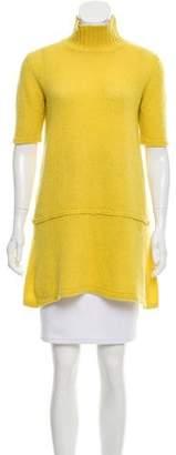Marni Knit Mock Neck Tunic