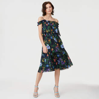 Club Monaco Lonti Silk Dress