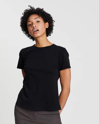 Theory Cinch Back Tee