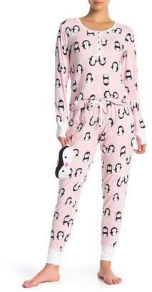 Couture PJ Comfy Warm Penguin Gift Set
