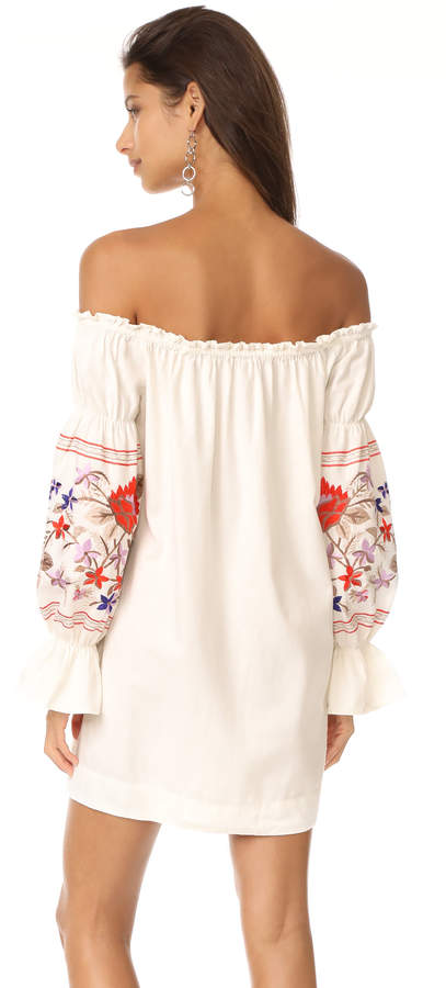 Free People Fleur Du Jour Mini Dress 15