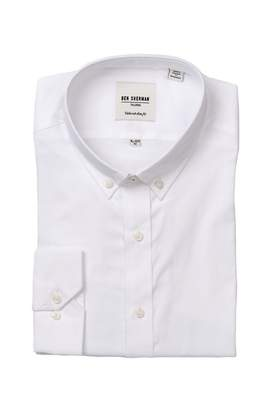 Ben Sherman Oxford Slim Fit Dress Shirt