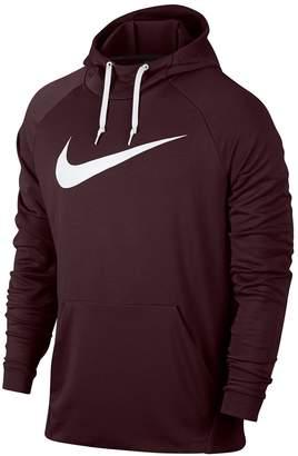 Nike Men's Pull-Over Dri-FIT Swoosh Hoodie