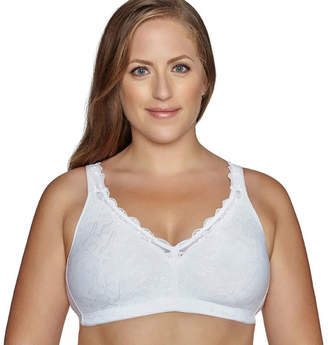 Exquisite Form Wireless Unlined Full Coverage Bra-51062048