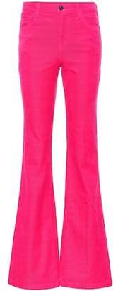 J Brand Maria corduroy flared pants