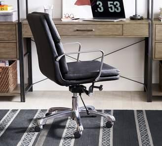 Pottery Barn Nash Swivel Desk Chair