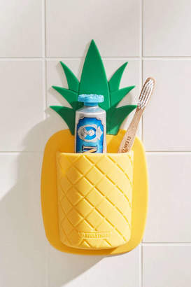 Laundry by Shelli Segal Tooletries Pineapple Toothbrush Holder