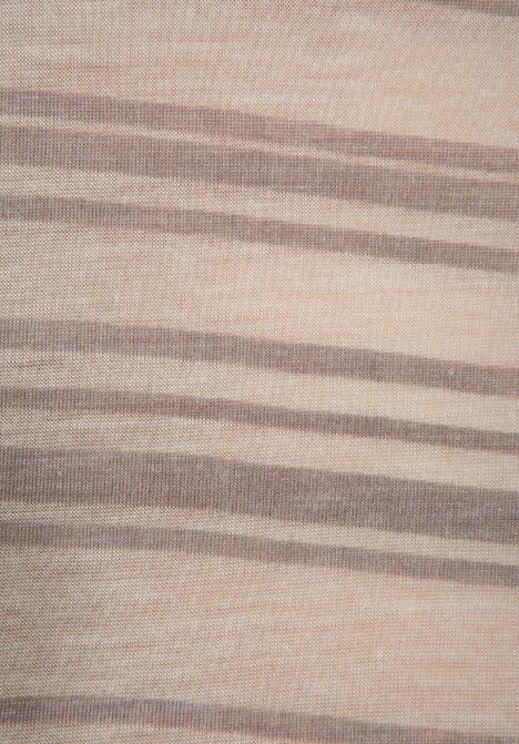 Lanston Stripe Scoop Top