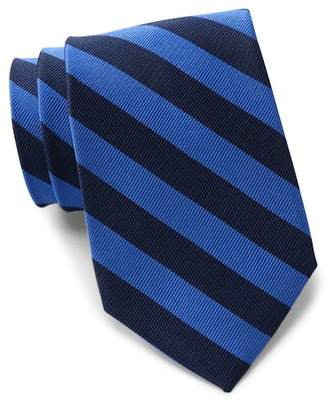 Tommy Hilfiger Hampton Stripe Silk Tie