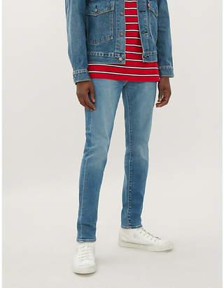 Levi's 519 Extreme Skinny slim-fit jeans