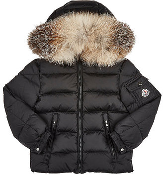 Moncler Byron Down-Quilted Parka $595 thestylecure.com