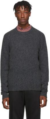 Tiger of Sweden Grey Brendan Crewneck Sweater