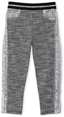 Baby Sara Toddler Girls) Sequin Embellished Pants