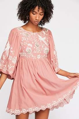 Bridget Babydoll Mini Dress