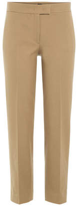 Joseph Tapered Pants with Cotton