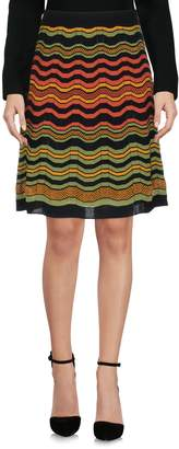 M Missoni Knee length skirts - Item 35372911SE