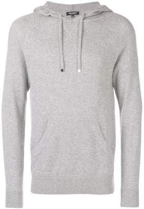 Ron Dorff hooded long-sleeve sweater