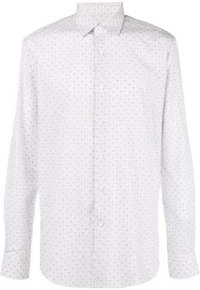 Salvatore Ferragamo pattern button shirt