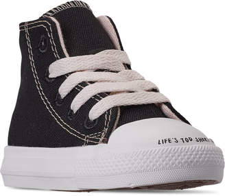 Converse Boys' Toddler Chuck Taylor All Star Renew High Top Casual Shoes