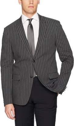 John Varvatos Men's 2B Peak Soft Jacket 1 Bimb