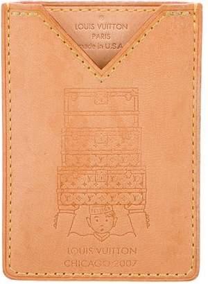 Louis Vuitton Chicago Vachetta Card Holder