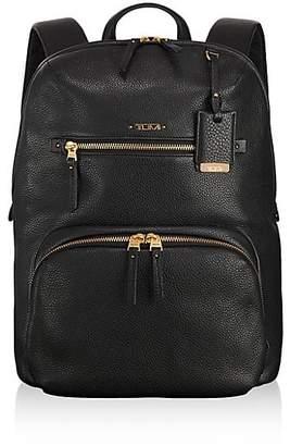 Tumi Halle Pebbled Leather Backpack