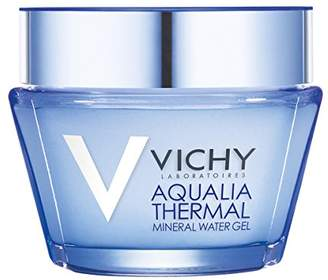Vichy Aqualia Thermal Mineral Water Gel Face Moisturizer with Hyaluronic Acid