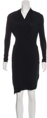 AllSaints Tame Long Sleeve Dress