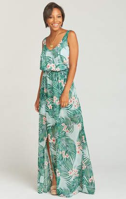 Show Me Your Mumu Kendall Maxi Dress ~ Hanalei Dream