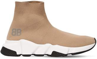 Balenciaga 30mm Speed Knit Sock Sneakers