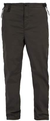 C.p. Company - Side Zip Track Pants - Mens - Black