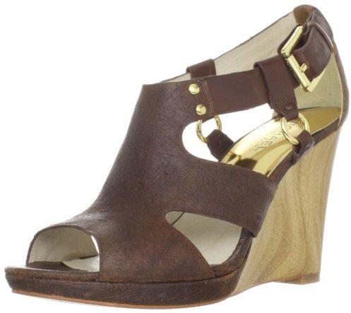 MICHAEL Michael Kors Women's Briyette Wedge Sandal