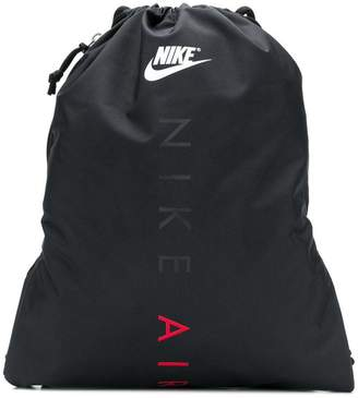 Nike drawstring sports backpack