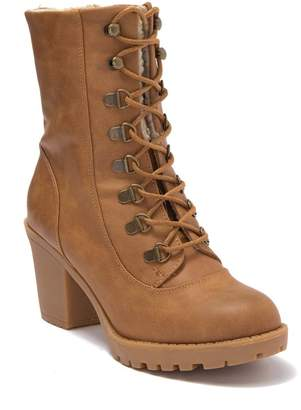 Ziginy Kaycie Faux Fur Lined Boot