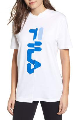 Fila Teresa Spliced Tee