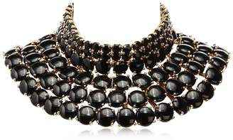 Rosantica Tempo Onyx Necklace