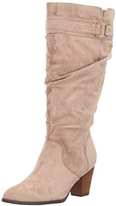 Dr. Scholl's Women's Devote Wide Calf Riding Boot