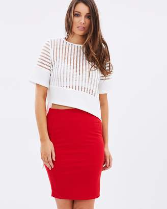 Ali Slim Pencil Skirt