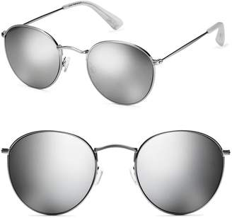 MVMT Icon 50mm Wire Sunglasses