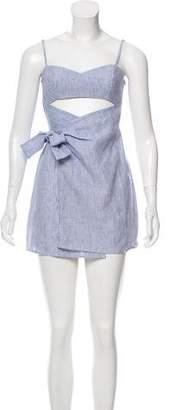 Reformation Linen Mini Dress w/ Tags