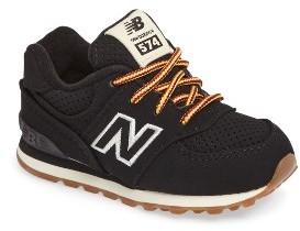 Infant Boy's New Balance 574 Heritage Sport Sneaker $44.95 thestylecure.com