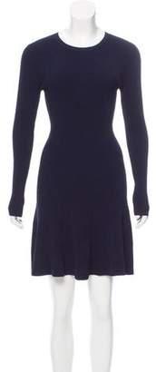 Autumn Cashmere Rib Knit Mini Dress w/ Tags